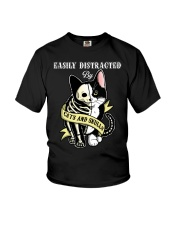 Easily Distracted Youth T-Shirt thumbnail