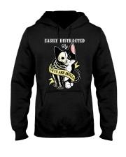 Easily Distracted Hooded Sweatshirt thumbnail