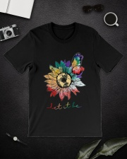 Let It Be Classic T-Shirt lifestyle-mens-crewneck-front-16