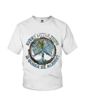 Gonna Be Alright Youth T-Shirt thumbnail
