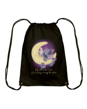 Fly Me To The Moon 2 Drawstring Bag thumbnail