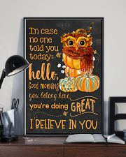 I Believe In You 11x17 Poster lifestyle-poster-2