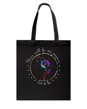 There Will Be An Answer 2 Tote Bag thumbnail