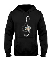 Take Me A Sad Song Hooded Sweatshirt front