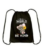 Can Be Anything Be Kind 5 Drawstring Bag thumbnail
