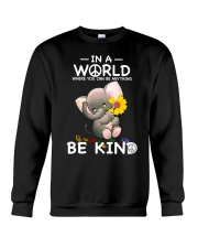 Can Be Anything Be Kind 5 Crewneck Sweatshirt thumbnail