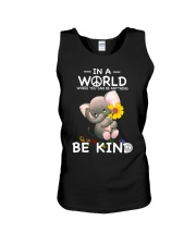 Can Be Anything Be Kind 5 Unisex Tank thumbnail