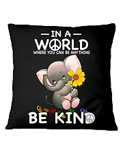 Can Be Anything Be Kind 5 Square Pillowcase thumbnail