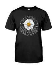 She Is A Good Girl Classic T-Shirt front