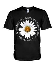 A Peaceful Easy Feeling V-Neck T-Shirt thumbnail
