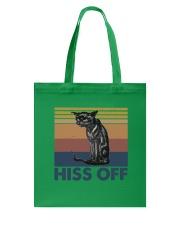 Hiss Off Tote Bag thumbnail