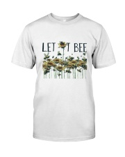 Let It Be' Classic T-Shirt front