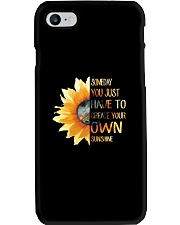 Create Your Own Sunshine 2 Phone Case thumbnail