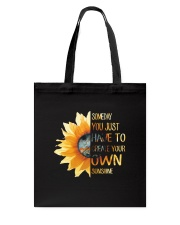 Create Your Own Sunshine 2 Tote Bag thumbnail