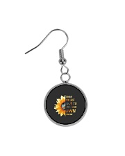 Create Your Own Sunshine 2 Circle Earrings thumbnail