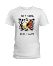 I Got A Peaceful Easy Feeling Ladies T-Shirt thumbnail