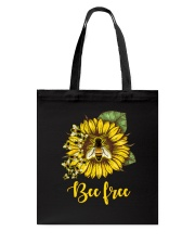 Bee Happy Tote Bag thumbnail