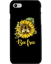 Bee Happy Phone Case tile