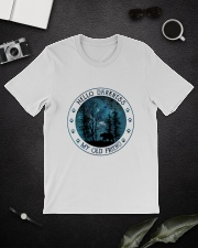 Hello Darkness My Old Friend Classic T-Shirt lifestyle-mens-crewneck-front-16