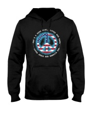 She Is A Good Girl A0208 Hooded Sweatshirt front