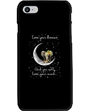 Lose You Dream And Will Lose Your Mind Phone Case thumbnail