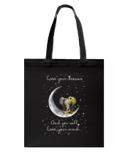 Lose You Dream And Will Lose Your Mind Tote Bag thumbnail