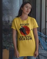 My Favorite Season Classic T-Shirt apparel-classic-tshirt-lifestyle-08