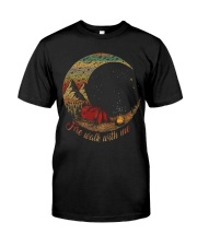 Fire Walk With Me Classic T-Shirt front