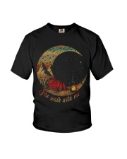 Fire Walk With Me Youth T-Shirt thumbnail