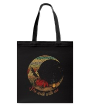 Fire Walk With Me Tote Bag thumbnail
