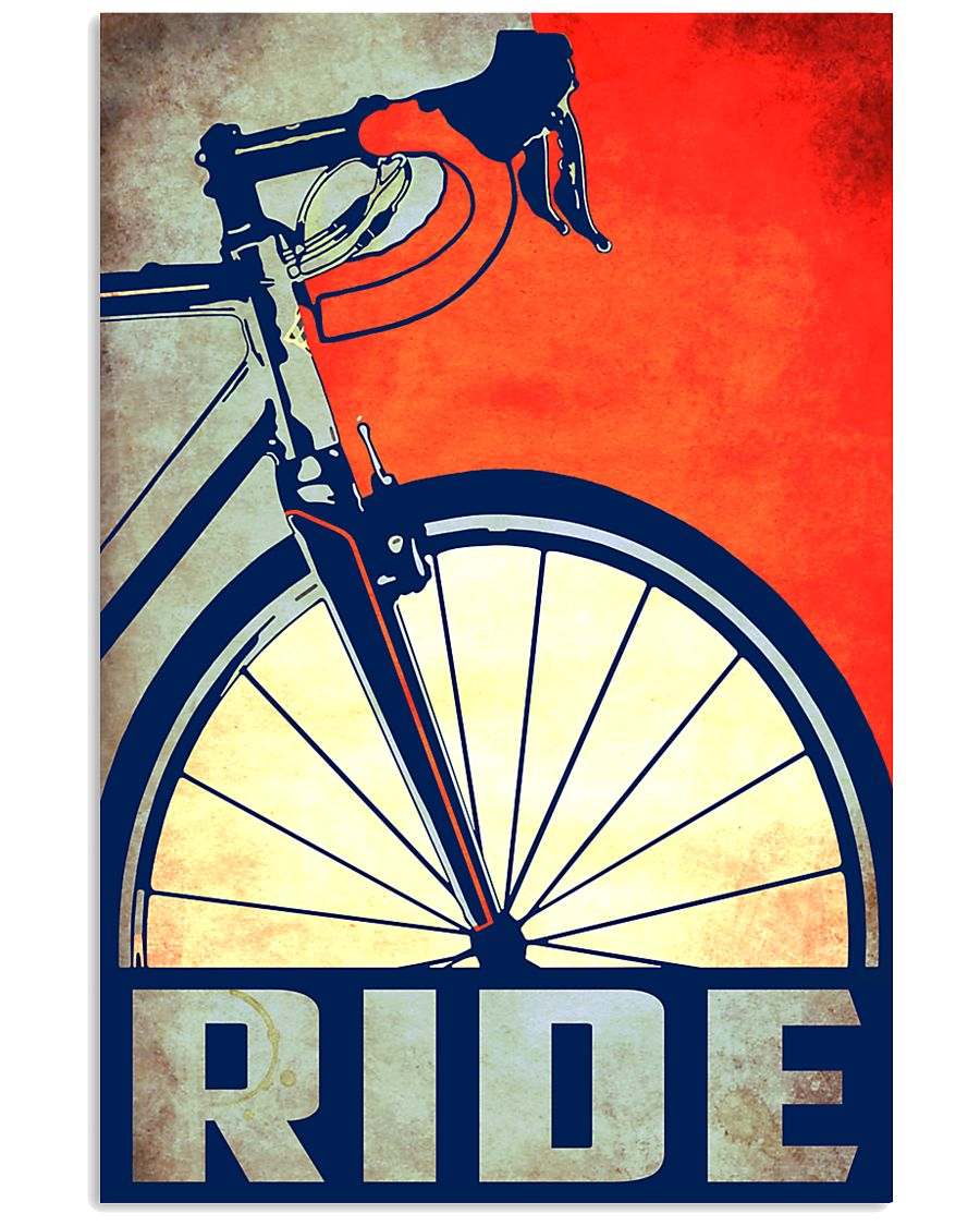 RIDE 11x17 Poster