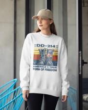 Navy Veteran Crewneck Sweatshirt apparel-crewneck-sweatshirt-lifestyle-front-12