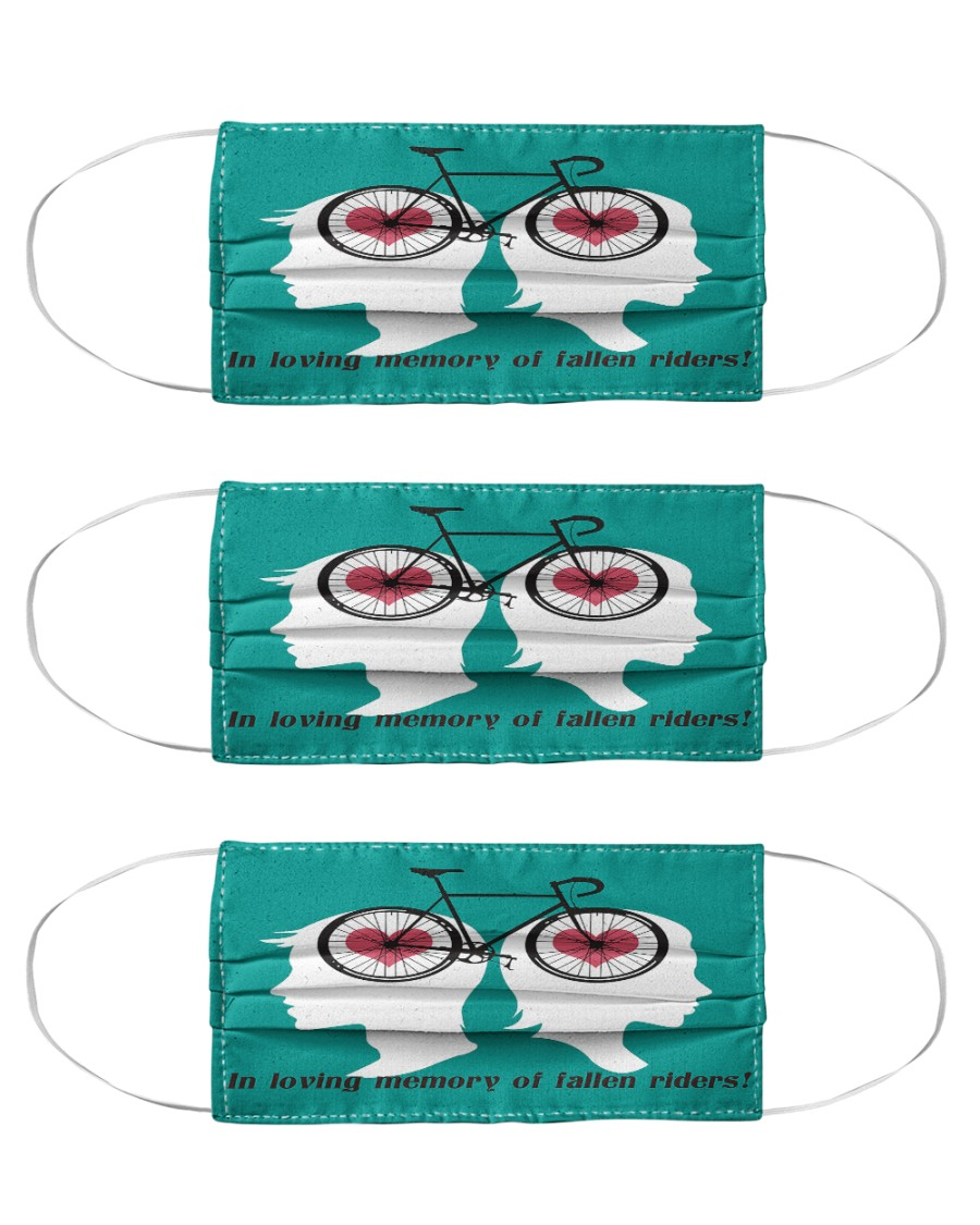 Limited Edition  Cloth Face Mask - 3 Pack