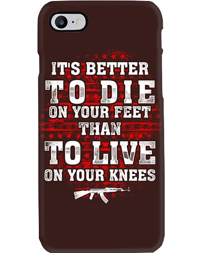 It's Better To Die