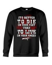 It's Better To Die Crewneck Sweatshirt thumbnail