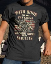 We Are Citizens Classic T-Shirt apparel-classic-tshirt-lifestyle-28