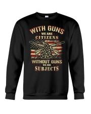 We Are Citizens Crewneck Sweatshirt thumbnail