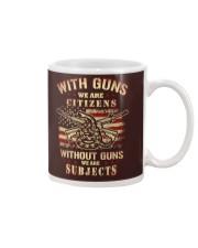 We Are Citizens Mug thumbnail