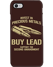Invest In  Precious Metals Phone Case thumbnail