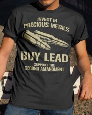 Invest In  Precious Metals Classic T-Shirt apparel-classic-tshirt-lifestyle-28