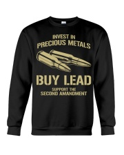Invest In  Precious Metals Crewneck Sweatshirt tile