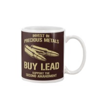 Invest In  Precious Metals Mug tile