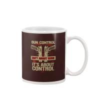 Gun Control Mug thumbnail