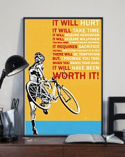 It Will Hurt It Will Take Time 16x24 Poster lifestyle-poster-2