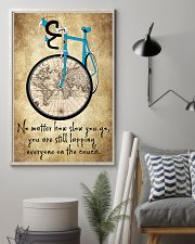 No Matter How Slow You Go 24x36 Poster lifestyle-poster-1