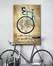 No Matter How Slow You Go 24x36 Poster lifestyle-poster-7