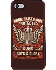 Born Raised Protected Phone Case thumbnail