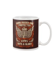 Born Raised Protected Mug thumbnail
