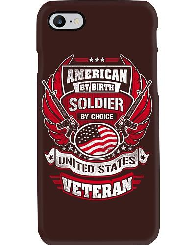 Veteran American By Birth