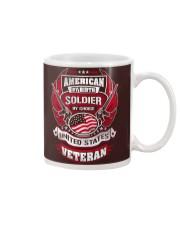 Veteran American By Birth Mug thumbnail